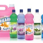 Fabricantes de produtos de limpeza industrial