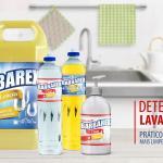 Industria de detergente